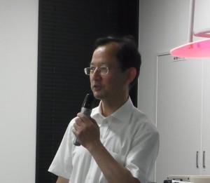 加藤悦夫先生